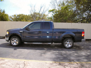 2005 ford f150 super cab. Black Bedroom Furniture Sets. Home Design Ideas